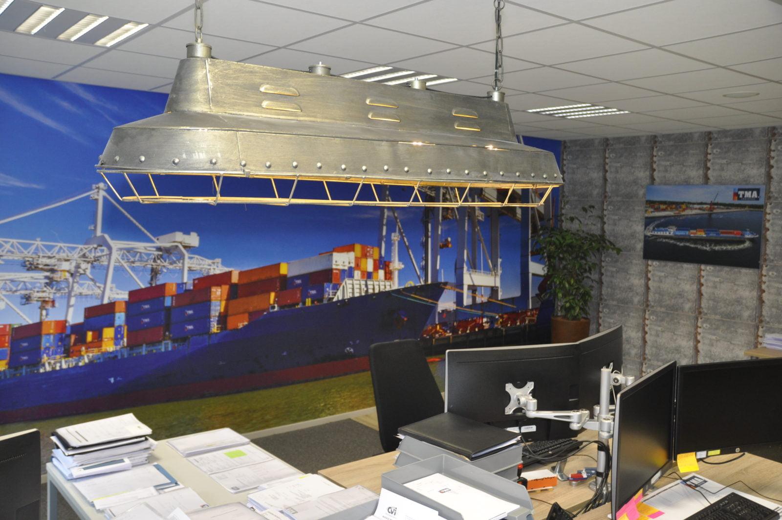 Hanglamp-verlichting-kantoor-industrieel