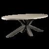 Ovale-tafel-beton-spinpoot