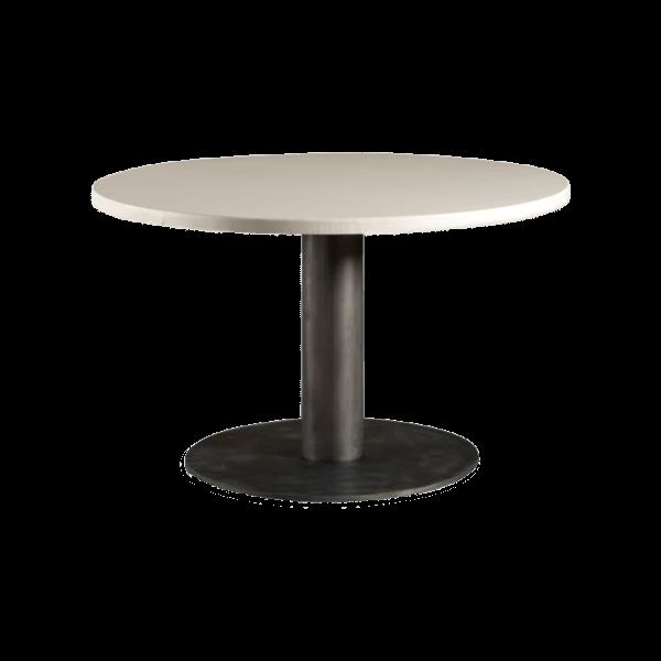 Ronde tafel beton 130cm