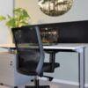 Thuiswerkplek-aanbieding stoel